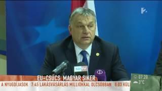 Sokan hálásak Orbánnak Lengyelországban - tv2.hu/mokka