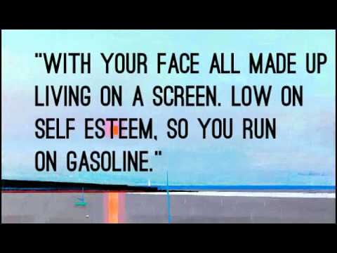 Halsey : Gasoline (Lyrics)