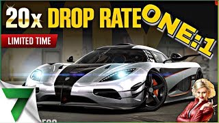 ONE:1 GOLDEN CUP FINAL TIME & More! | CSR Racing 2