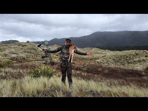 Treading Sand - Whitetail Hunting On Stewart Island, New Zealand