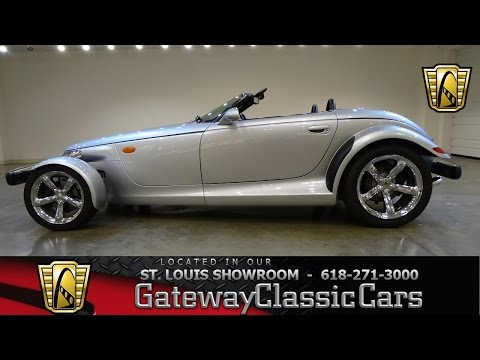 #7091 2000 Plymouth Prowler - Gateway Classic Cars of St. Louis