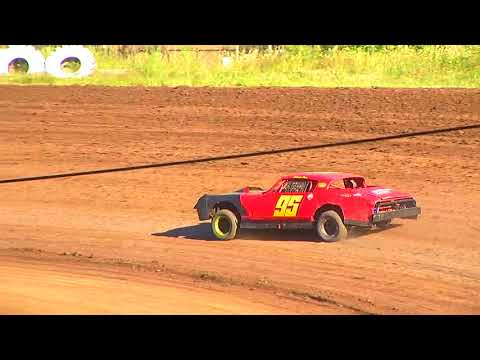 6 23 18 Cottage Grove Speedway Street Stocks Qualifying Wallbanger Cup