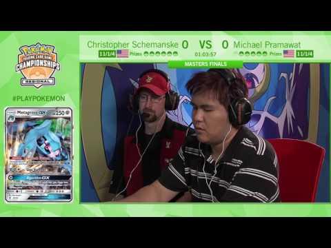2017 Pokémon Madison Regional Championships: TCG Masters Finals