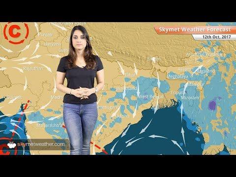 Weather Forecast for Oct 12: Rain in Hyderabad, Mumbai; Dry weather in Kolkata, Jaipur, Delhi