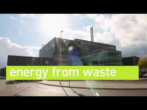 Energy from waste - commercial offer