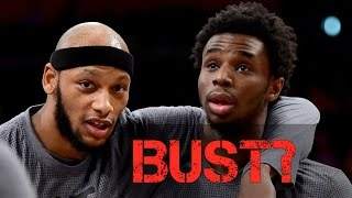 10 Recent NBA Draft Picks Who Look Like BUSTS
