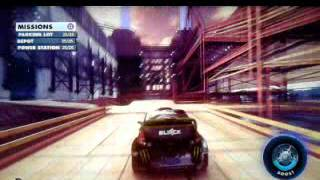 Gameplay Dirt Showdown ps3