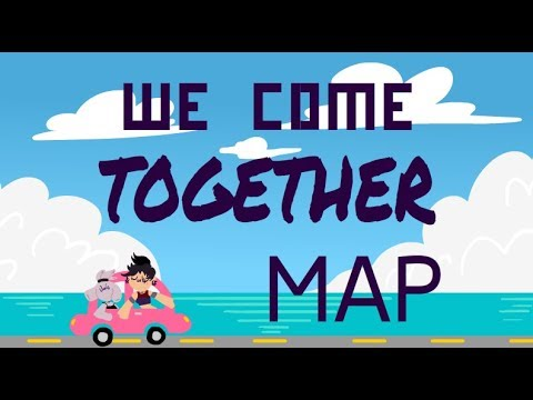 Goldfish - We Come Together //FINISH MAP