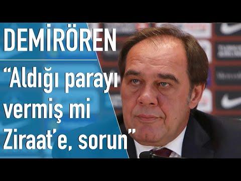 Sedat Peker: Pamukören, kanalları almak için Ziraat Bankası'ndan aldığı kredinin hiçbirini ödemedi