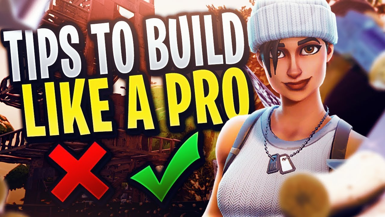 how to build stairs fortnite