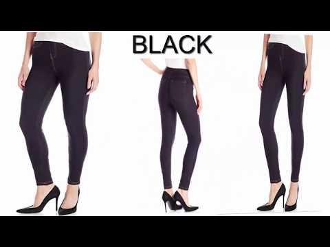 leggings-that-look-like-jeans- -no-nonsense-women's-denim-look-leggings