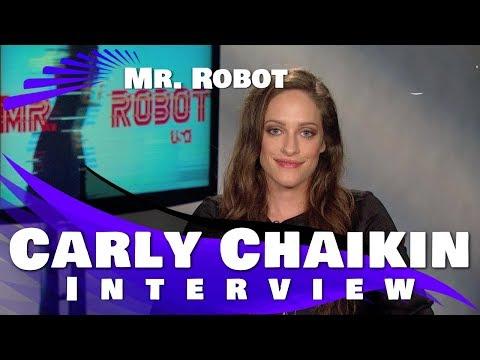 CARLY CHAIKIN   MR ROBOT 2017