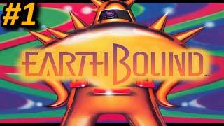 Earthbound (SNES) || EPISODIO 1 - La caída del meteorito || En Español