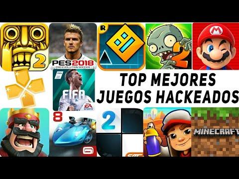 Top Juegos Hackeados Para Android Top Mejores Juegos Hackeados