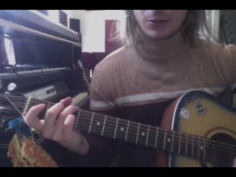Sticky Fingers - Angel guitar tutorial and chords