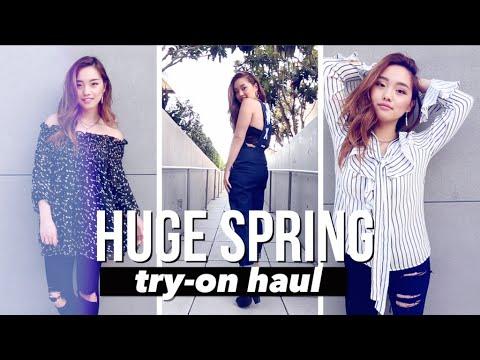 Huge Spring Haul 2016