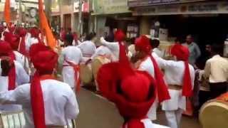 Ganesh visarjan 2015 dhol Belgaum