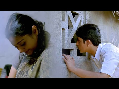 Boy Catches His Mothers Affair Scene   Telugu Affair Scenes   Chalana Chitram