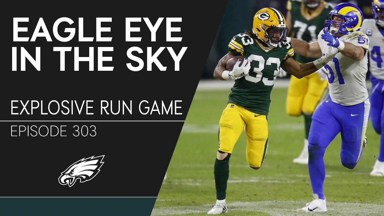 Scouting an Explosive Run Game | Eagle Eye in the Sky