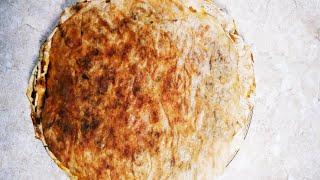 ЛЕГКИЙ РЕЦЕПТ ПИЦЦЫ ИЗ ЛАВАША И СЫРА EASY RECEIPT OF PIZZA WITH PITA AND CHEESE