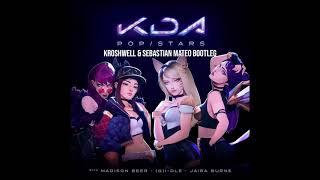 K/DA - POP/STARS (ft Madison Beer, (G)I - DLE, Jaira Burns) (Kroshwell & Sebastian Mateo Bootleg)