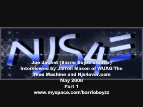 Joe Jacket (Barrio Boyzz) Interview by Jarrell Mason Pt.1