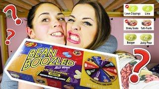 BEAN BOOZLED Challenge! Caramelle gusto CALZINI PUZZOLENTI? O.O