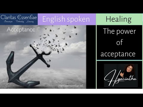 (English) Group Healing Session - The Power of Acceptance