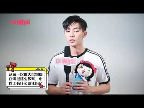 [720P] 【O!What / O!Mei Interview】 Aaron Yan: Humans can not be perfect.