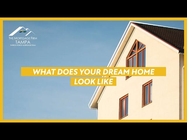 What Does Your ✨ Dream Home Look Like?