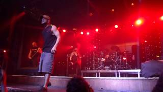 All That Remains - Some of the People, All of the Time / Stand Up @ São Paulo 11 08 12