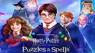 Vídeo Harry Potter Puzzles & Spells