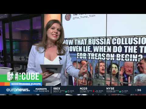 Rod Rosenstein resigns from Trump White House: Why is this significant?   #TheCube