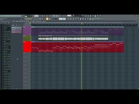Грустный дэнс (FL Studio 20) Piano Cover