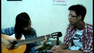 Chuyện Mưa (acoustic version cover) - Hopo ft Thúy Ngân