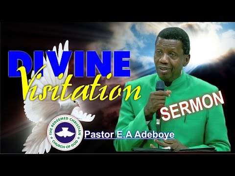 Pastor E.A Adeboye Sermon @ University Of Nigeria 2017 RCCG Holy Ghost Service
