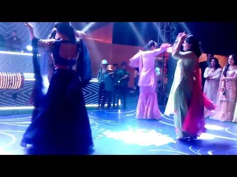 Sajna Ve Sajna and Banno Re Banno Meri Chali Sasural wedding choreography