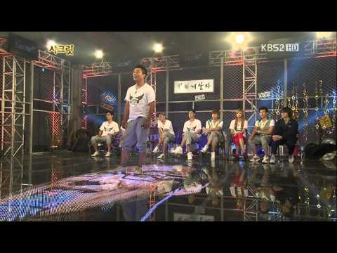 SS501 Kim Hyun Joong guest @ ѕє¢яєт {2011-0716}  Full