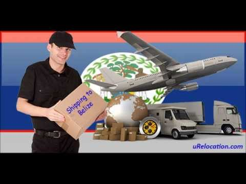 Shipping to Belize