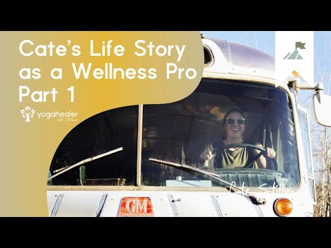 Closet Interview – Cate's Life Story As A Wellness Pro (Part 1)