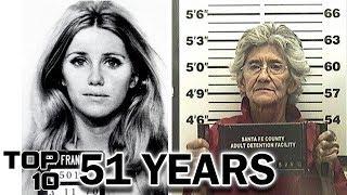 Top 10 CONVICTS Given Insane Prison Sentences