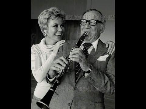 Mitzi swings with Benny Goodman