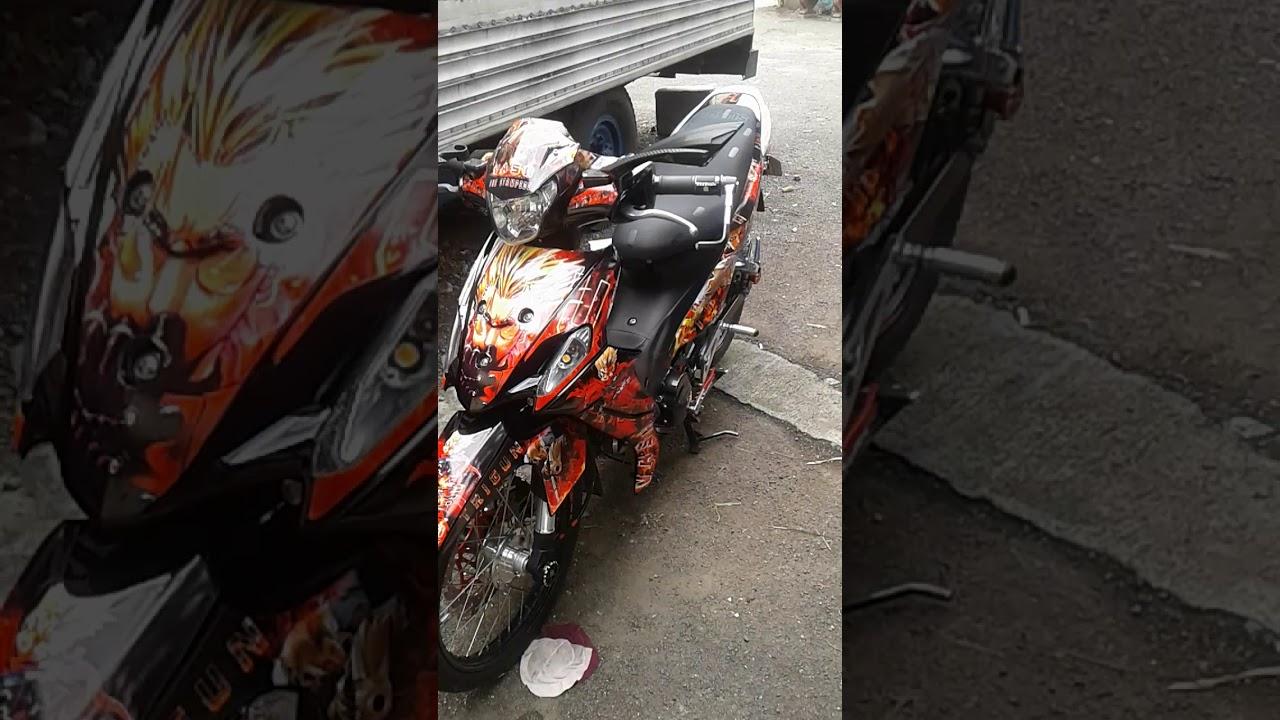 Suzuki smash decals vash