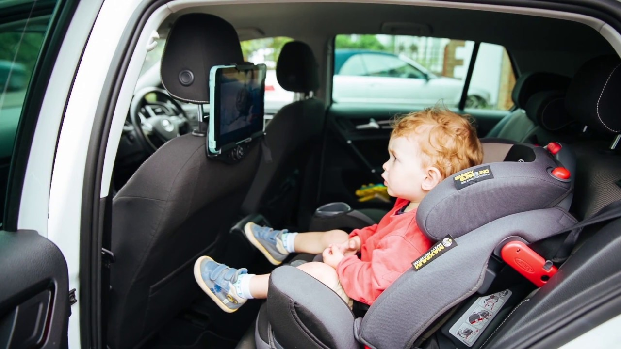 Targus In Car Tablet Holder For IPad And 7 10 Tablets AWE77EU