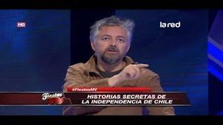 Mentiras Verdaderas – Jorge Baradit – Martes 19 de Septiembre 2017