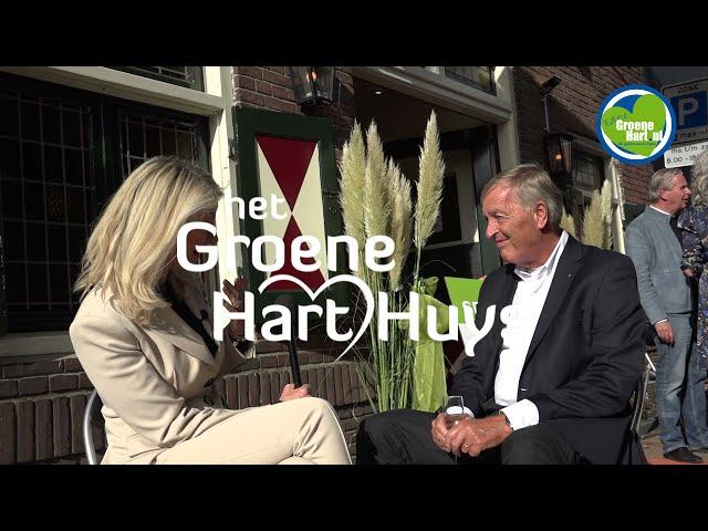 Het Groene Hart Huys als verbinder tussen stad en platteland