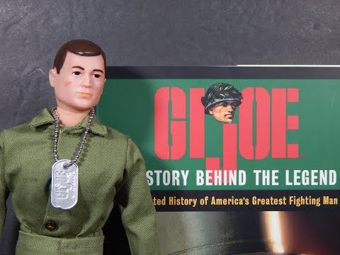 GI JOE Masterpiece 1964 Action Soldier Review