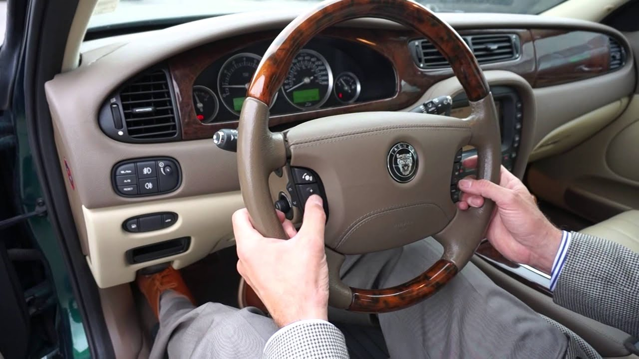 2008 Jaguar S Type Stock# 11354   YouTube