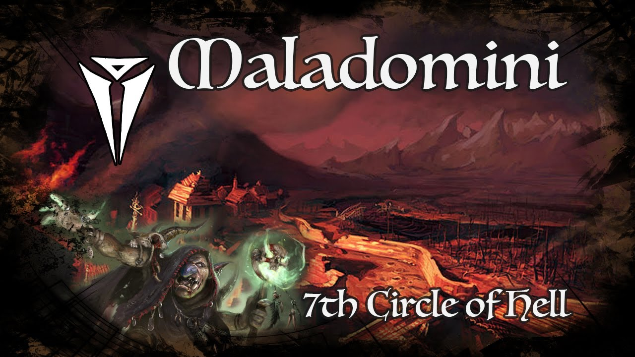 D&D Ambience - Maladomini - 7th Circle Of Hell