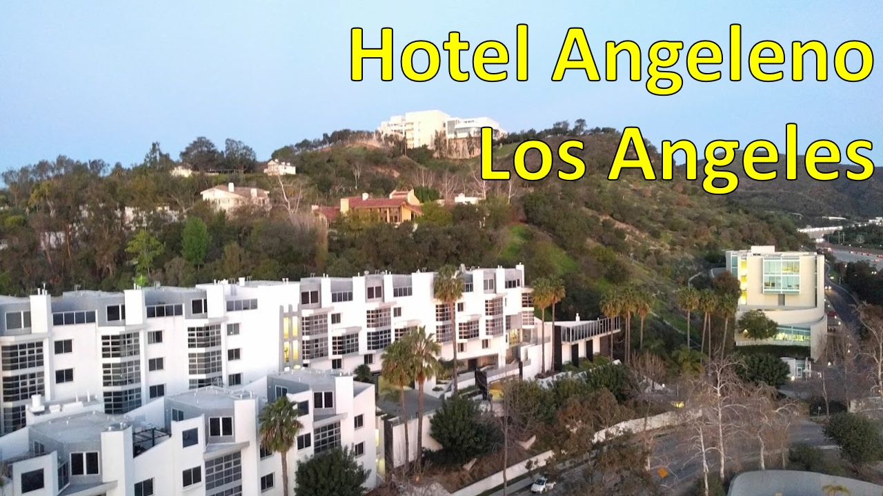 Released In 2020  Hotels Los Angeles Hotels